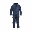 SafeWorker Puflex Plus regenoverall, ongevoerd, marine, L