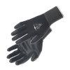 SafeWorker werkhandschoenen, naadloos gebreid nylon met pu palm coating, mt 9/L