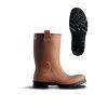 Dunlop laarzen, type Purofort Rig-Air, bontvoering, full safety, maat 48/49