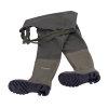 Dunlop laarzen, type Protomastor, waadbroek, full safety, maat 47