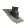 Verstelbare loodslab, 25°- 45°, t.b.v. luchtverwarmer Winterwarm XR40 - XR60, type CL 100/160