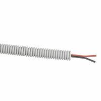 Snelflex voorbedrade flexibele buis, met luidsprekerkabel, Eca