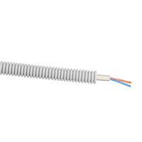 Snelflex voorbedrade flexibele buis, met signaalkabel