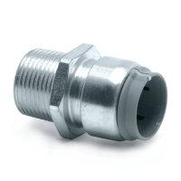 VSH Tectite draadkoppeling, staalverzinkt, steek x buitendraad