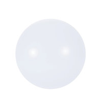 Adurolight Quality Line led plafond lamp, rond