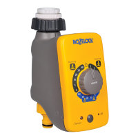 Hozelock elektronische watertimer