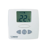 Watts® thermostaat, LCD