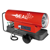 Seal mobiele direct gestookte dieselverwarmer