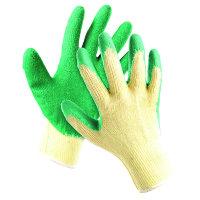 Werkhandschoenen, Dipper, katoen/polyester