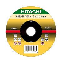 Hitachi/HiKOKI doorslijpschijf voor inox