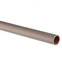 Pvc elektrobuis, grijs, verbeterd slagvast, low friction