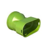 Ubbink Air Excellent adapter, voor luchtverdeelkast