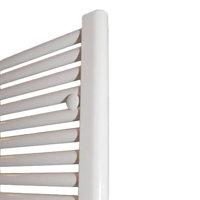 Veraline Economy handdoekradiator, wit, breedte 500 mm