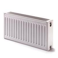 Dura kompakt radiator, type 11, universeel, hoogte 400 mm