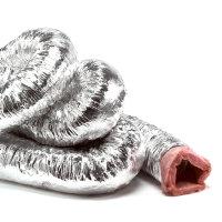 DEC laminaatslang, aluminium, thermisch en akoestisch geïsoleerd