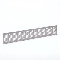 Aluminium ventilatiestrip, blank