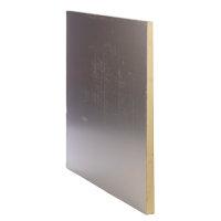 Enertherm dakisolatieplaat, pir, aluminium