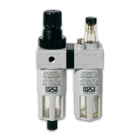 GAV filterdrukregelaar + olienevelaar