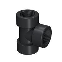 Self-Seal pp T-stuk 90°, 3x binnendraad