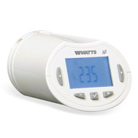 Watts Vision LCD thermostaatknop RF
