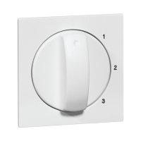 Peha Aura centraalplaat met knop