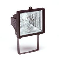 Bouwlamp met halogeenlamp