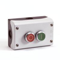 Moeller drukknopkast, type M22-12-M1