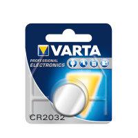 Varta Professional Electronics knoopcel batterij