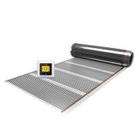MAGNUM Foil infrarood vloerverwarmingsfolie set voor houten vloeren