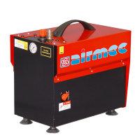 Airmec geluidgedempte olievrije zuigercompressor