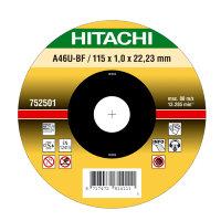 Hitachi/HiKOKI doorslijpschijf voor Inox en staal