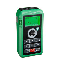 Hitachi afstandmeter, digitaal