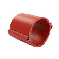 HDPE-kabelbeschermingsbuis, deelbaar (halfschaal)