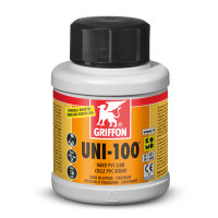 Griffon hard pvc lijm, Uni-100