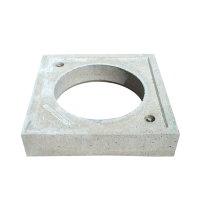 Fundatieplaat, beton