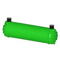 Regenwatertank, polyetheen, ondergronds