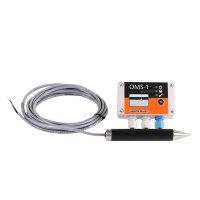 Alarmsignalering t.b.v. olie/coalescentieafscheider