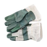 SafeWorker werkhandschoenen, gekleurd meubelleder