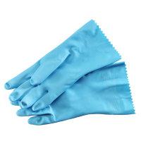 Cerva werkhandschoenen, latex, type Starling Blue