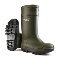 Dunlop laarzen, type Purofort, Thermo+, safety