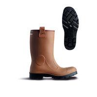 Dunlop laarzen, type Purofort Rig-Air, bontvoering, full safety