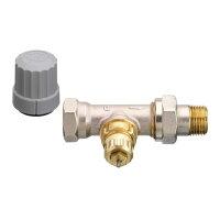 Danfoss thermostatische radiatorkraan, exclusief knop, RA-RAFN