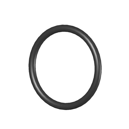 Dallai o-ring voor V-deel, type B, rubber, 89 mm