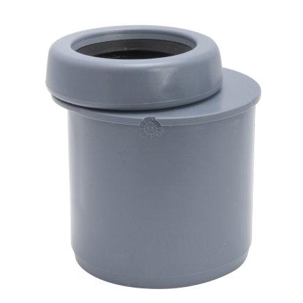 Airfit reduceerring, pp, manchet x spie, grijs, 50 x 32 mm