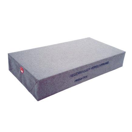 HeitkerBloc infiltratiekrat, 1152 liter, inclusief geotextielomhulling, 2400 x 1200 x 400 mm  default 435x435