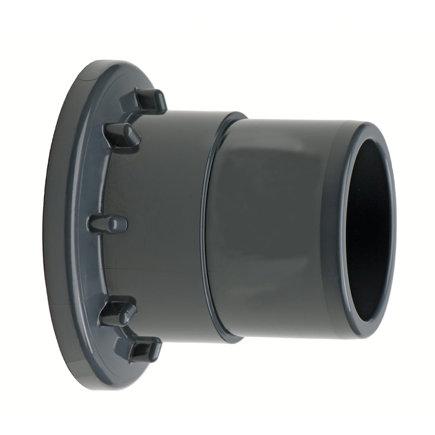 VDL inlegstuk t.b.v. kogelafsluiter en terugslagklep, uitwendig lijm, 50 mm  default 435x435