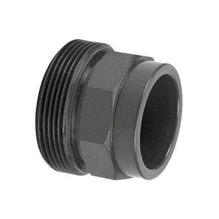 VDL draadeind voor 3-delige koppeling, inwendig lijm, 90 mm, type A