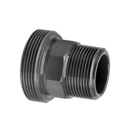 """VDL draadeind voor 3-delige koppeling, buitendraad, ½""""  default 435x435"""