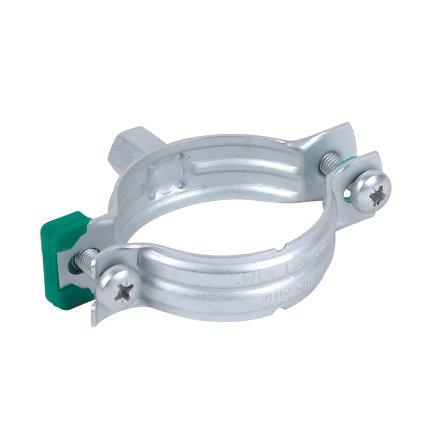 BIS Bifix pijpbeugel, G2 BUP 1000, M8/M10, 25 - 28 mm