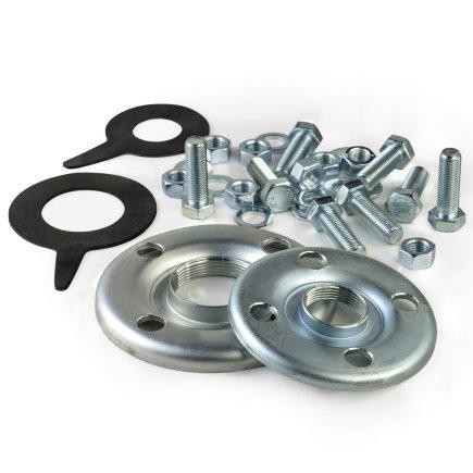 Ebara flenzenset, incl. bouten, moeren en epdm pakkingen, serie 3D/MD/MMD 50 x 65  default 435x435